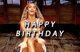 Beyoncé Happy Birthday, Beyoncé Giselle Knowles Carter 4th September 2017
