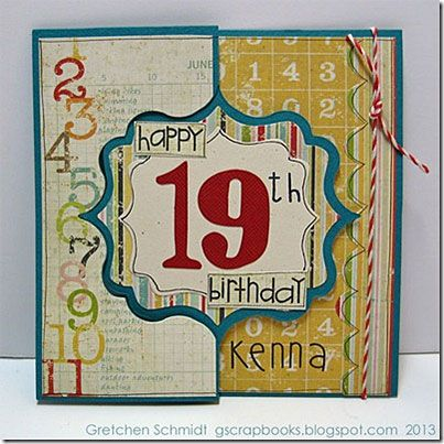 25 best My 19th Birthday images – 19 Birthday Cards