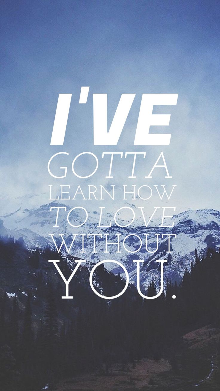 Avicii lyrics without you Wallpaper quotes