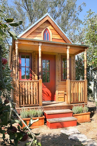 Tiny home in a Retiree Village.