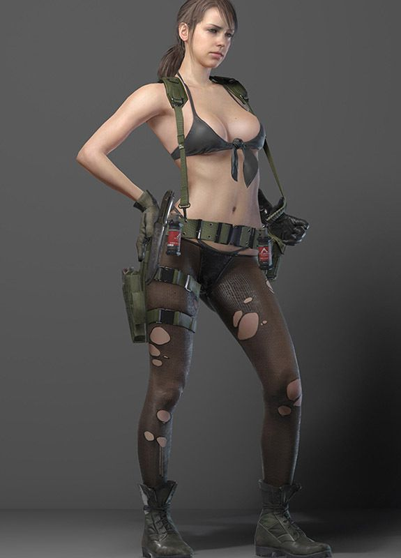 Chi-Coder Over-Sexualization In Games  The Chi-Scroller  Military -4447