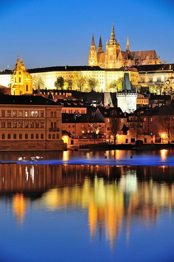 Golden Castle Pragu Praha