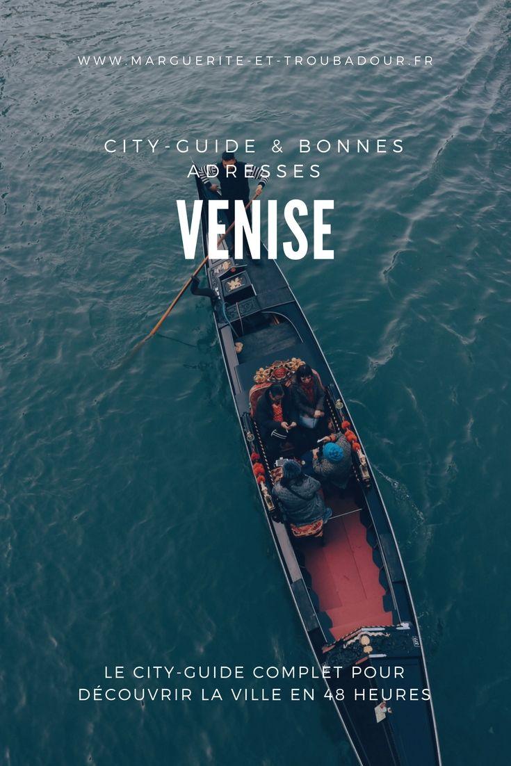Week-end à Venise Blog