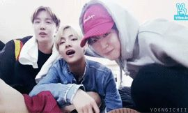 vmin ft hobi. they are extremely cute!!!