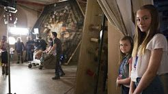 evermoor behind the sce nes sets and everines - YouTube