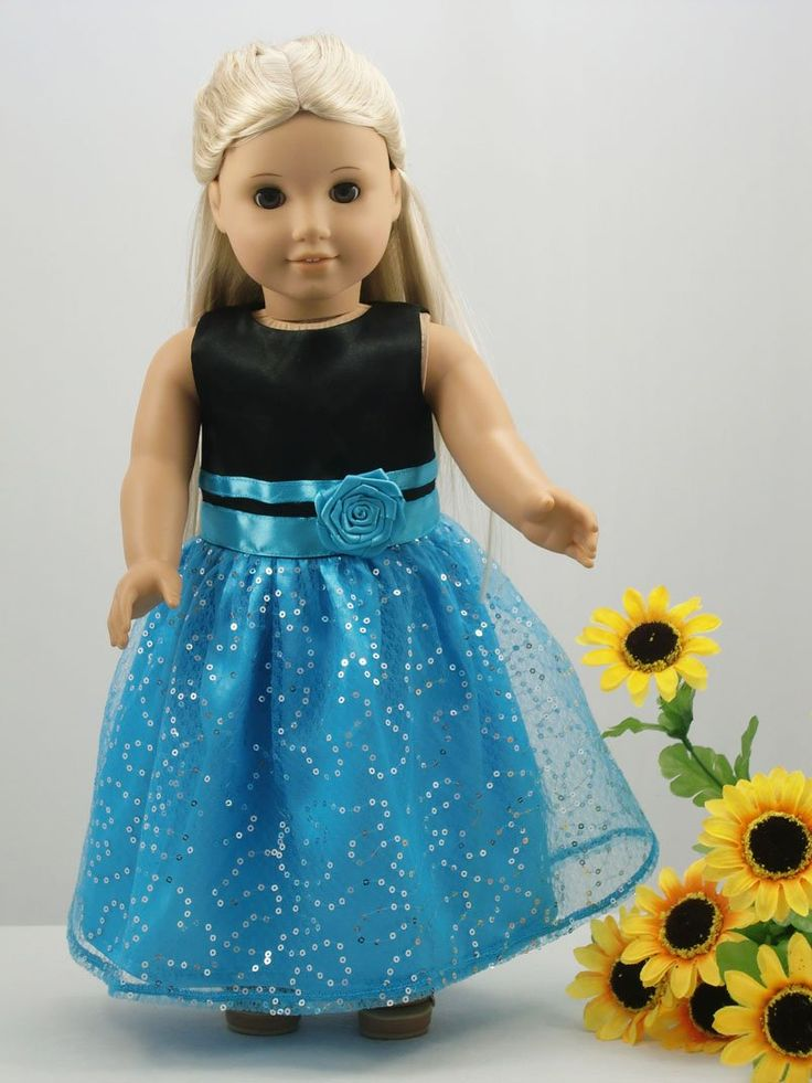 """18""""Doll Matching Girl Clothes"""