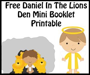daniel and the lions den craft church house collection proyectos que intentar 7656