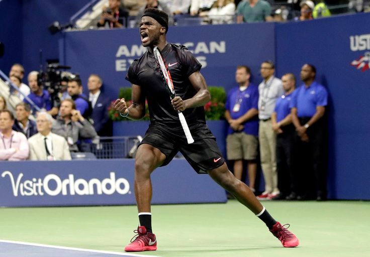 Who Is Frances Tiafoe? Federer Sure Found Out BEN ROTHENBERG Tiafoe 19 learned the game as a son of a worker at the Junior Tennis Champions Center in College Park Md.