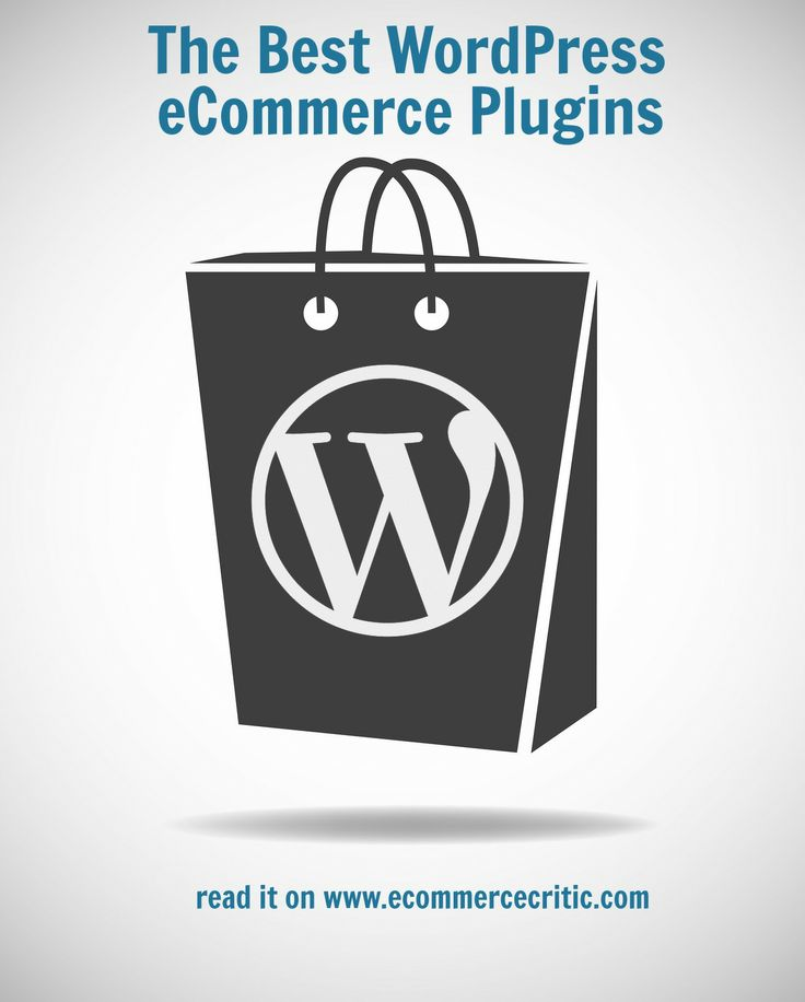 The Best #WordPress #eCommerce PlugIns - Narrowing Down Your Choices