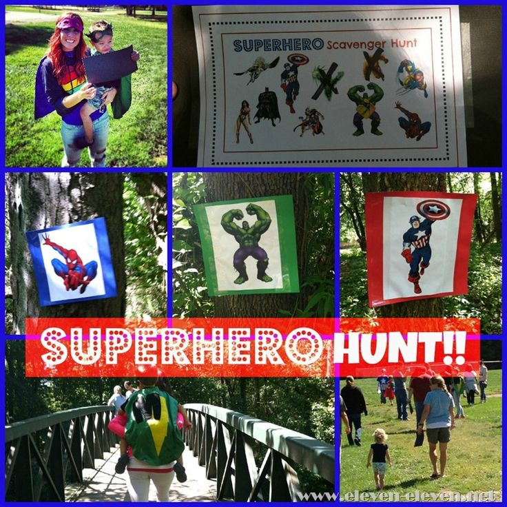 Fun Activity For A Superhero Birthday Party (can Be