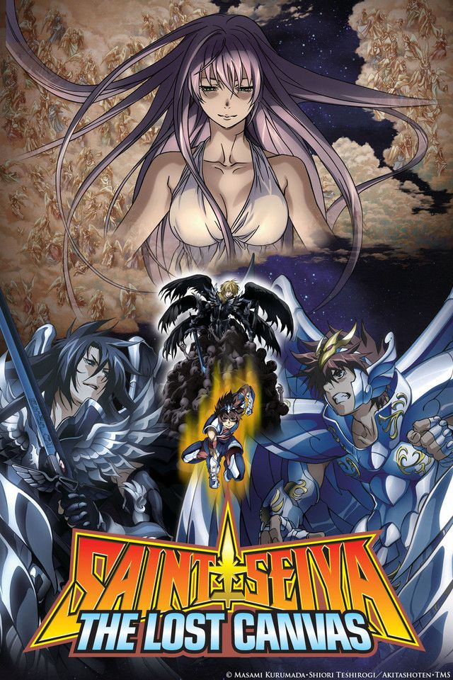 Saint Seiya The Lost Canvas Full episodes streaming