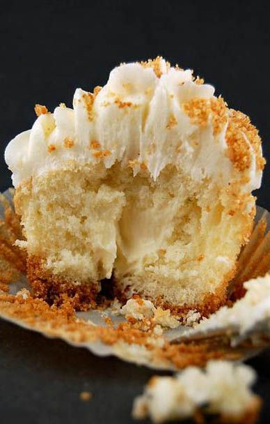 Peabody's Key Lime Pie Cupcakes