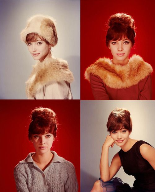 She may not be as well known as some movie icons, but Anna Karina, queen of French cinema's New Wave, as well as a singer and writer, is arguably one of the most enchanting woman. All bangs and black cat-eyes, she might be described as the art-house brunette to Bardot's blonde bombshell.