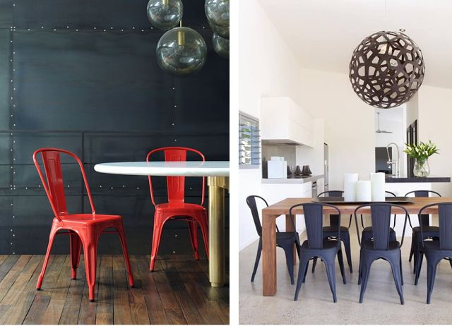 32 best Chaises salle à manger images on Pinterest | Chairs, Blog ...