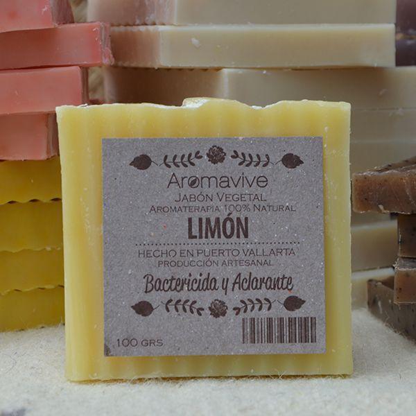 Baño Sencillo De Limon:limon Todos nuestros jabones se producen artesanalmente en barras de