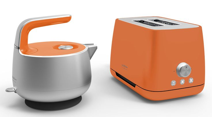 #LGLimitlessDesign & #Contest  Kettle & Toaster http://www.2uidea.com/category/Toaster/ Marc Newson designs matching kettle and toaster for Sunbeam