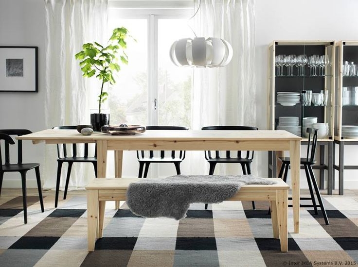 31 best Blagovaonica images on Pinterest Ikea Dining room and