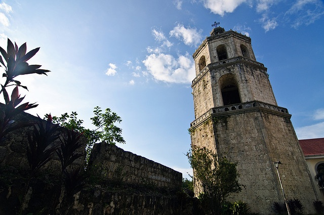 Meet Leyte: Hilongos Bell Tower, Hilongos,Leyte. Where people can explore the highest existing bell tower built in the Spanish Era. Image from Lemuel Montejo. Have you meet Leyte? meetmanila.com/leyte