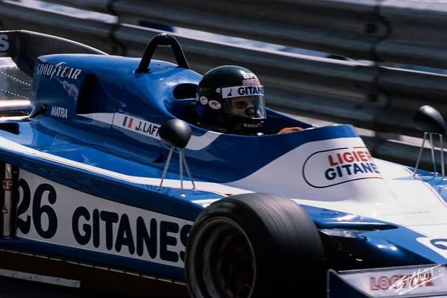 Jacques Laffite, Ligier JS9 Zolder, 1978. © Paul-Henri Cahier