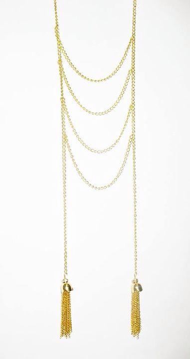 Necklace - handmade by FloFlorina Jewelry