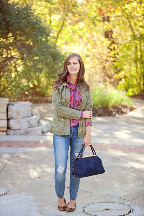 jillgg's good life (for less) | a style blog: my everyday style: it's plaid from here on out!