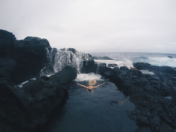 Olivine Pools, Maui, HI @chickennoodlesouptravels