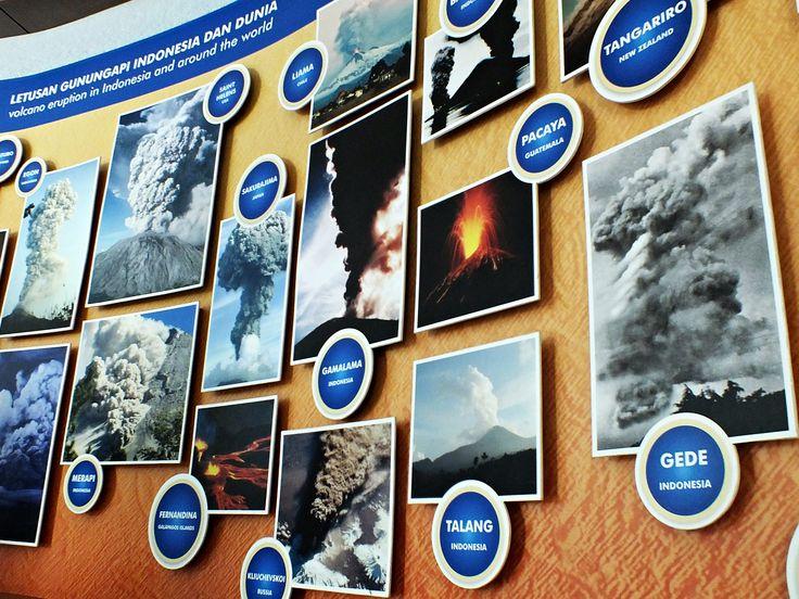 Museum Gunung Api, Yogyakata, Indonesia