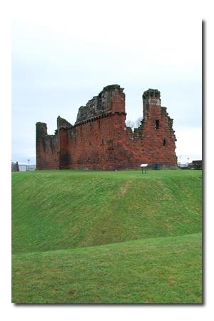 Penrith Castle - Cumbria England