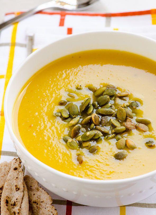 Диетические супы из тыквы для похудения