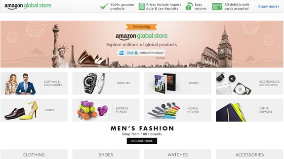 Amazon makes it easier for Indians to buy international products Read more Technology News Here --> http://digitaltechnologynews.com  Amazons latest offering for India is its mammoth global store.   SEE ALSO: Amazon outstripped Flipkart as India's biggest online retailer: Report  Amazon India has launched the Global Store in the country giving people access to a range of products many of which are yet to officially make their way to India.   The Global Store currently has over four million…