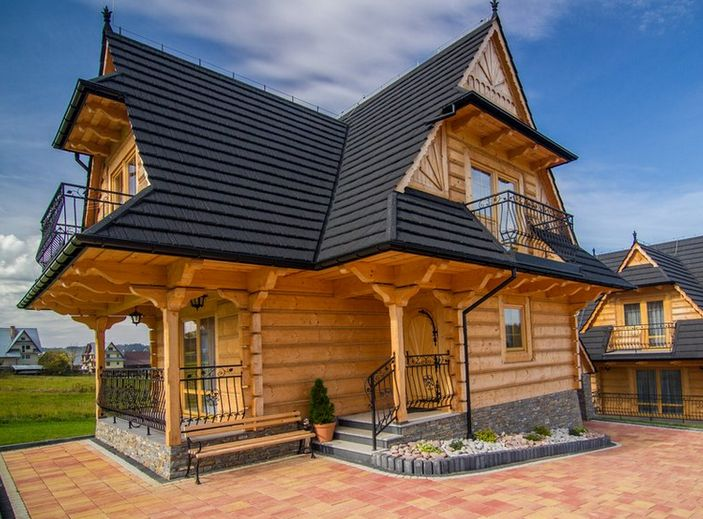 Little Log House Company Ireland Log homes, House in