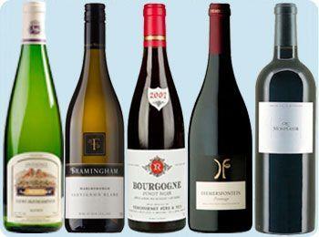 Cata de Vinos Internacionales: Dirigida por Alberto Ruiz, conoceremos más de cerca  los grandes vinos blancos y tintos que se elaboran en Francia, Alsacia, Nueva Zelanda y...