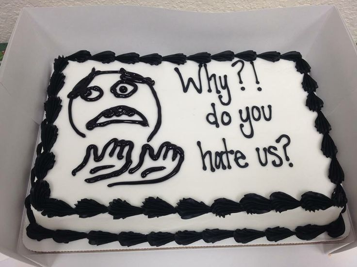 funny going away cakes - Google Search