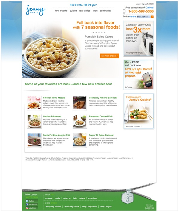 jenny craigs diet program Popular weight loss and diet plans include the atkins diet, jenny craig, zone diet, weight watchers, south beach diet, pritikin diet, eat more, weigh less diet, and nutrisystem advanced.