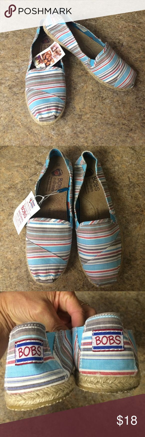 NWT Bobs Never worn. Super cute Bobs Shoes Flats & Loafers