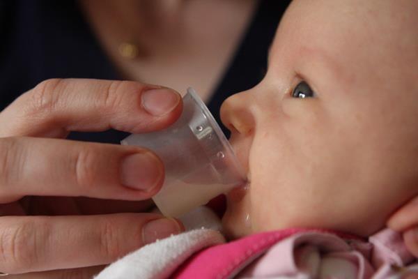 Odstriekavanie materského mlieka pred pôrodom