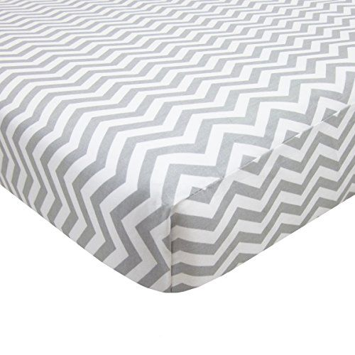 American Baby Company 100% Cotton Percale Fitted Portable/Mini Crib Sheet, Zigzag Grey American Baby Company http://www.amazon.com/dp/B009RLL74G/ref=cm_sw_r_pi_dp_z0uXub13JAZ1K