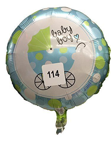 Welcome Baby Boy/ Baby Shower Decorative Foil Balloon(Blue-Made in USA),  TrendzTree brings you an exclusive range of Decorative balloons,  made in USA. These are especially designed for baby shower and are of very high quality and durability. So,  decorate your house with an exclusive range of brand new home decor products manufactured by us.  http://www.amazon.in/dp/B015VGOWA6/ref=cm_sw_r_pi_awdl_WvCgwb10SZZPG