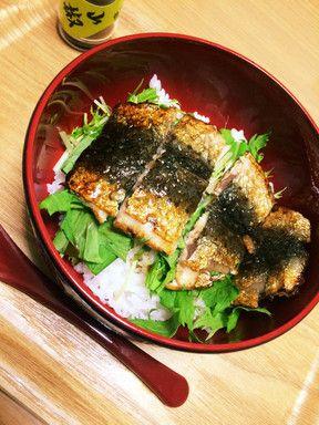 いわしの栄養たっぷり摂れる!人気の簡単レシピ10品 All About ... 弱火でじっくり「いわしの蒲焼丼」簡単レシピ