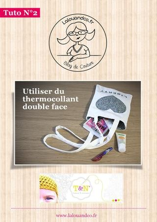 10 best ustensiles de mercerie frou frou images on pinterest frou frou atelier couture and - Thermocollant double face ...