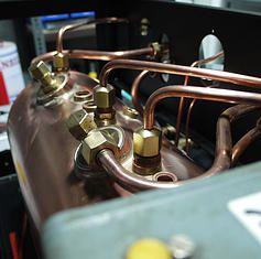 Ανακατασκευή μηχανής espresso Wega epu2