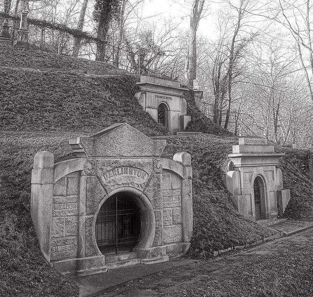 Cementerio de Oak Hill, es un sitio histórico en Georgetown, Washington DC.