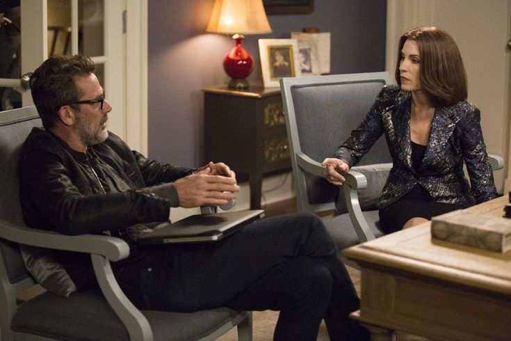 the good wife alicia and jason - Google Search