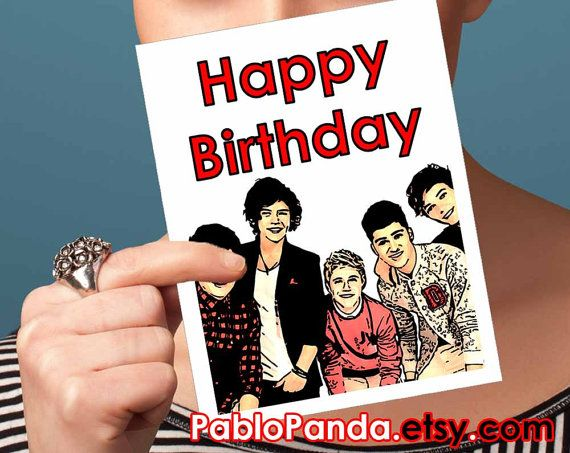 17 Best ideas about One Direction Happy Birthday – One Direction Birthday Greeting