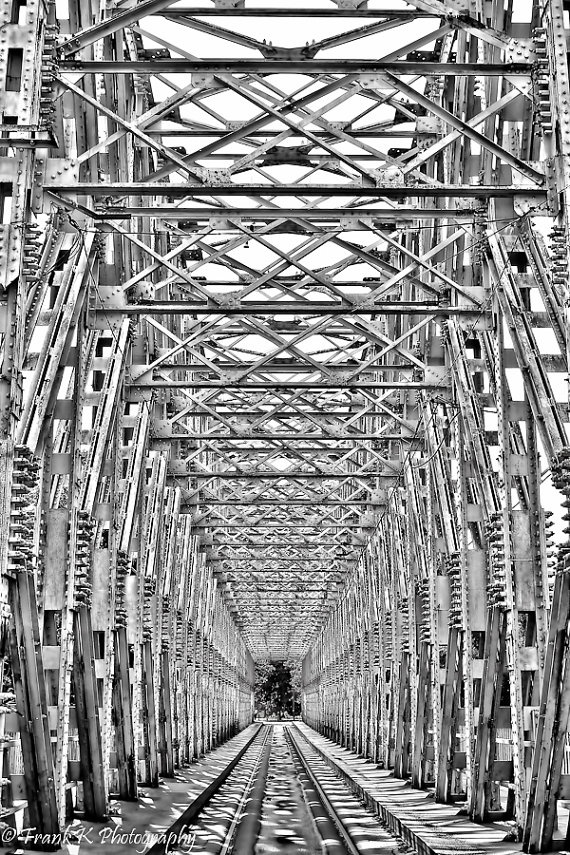 Old Bridge  Art Photography  Bridge by FrankKPhotography on Etsy, $20.00