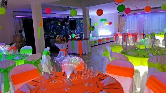 Fiesta Neon Party's