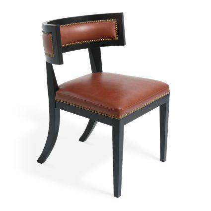 The Simplified Klismos Dining Chair