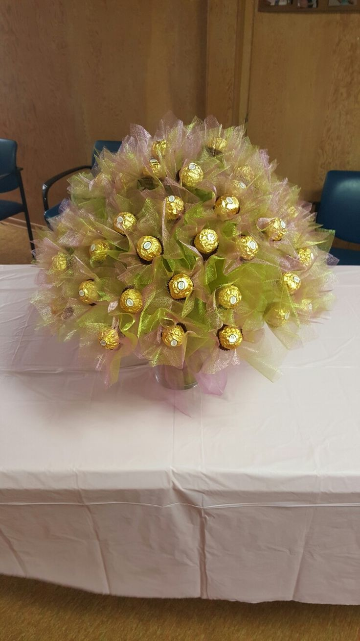 17 Best Images About Candy Bouquets On Pinterest