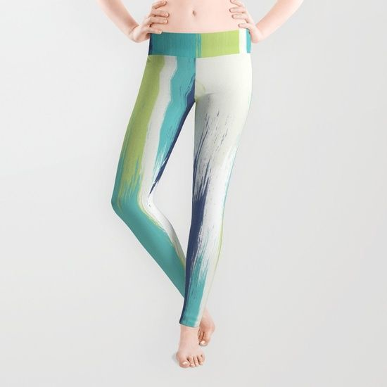 Painted summer Leggings