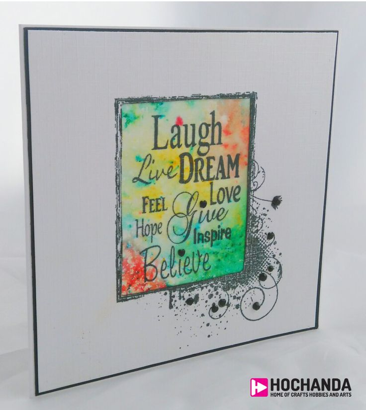 Great Polymer Stamps from Bee Crafty | Hochanda